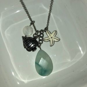 Seaside necklace from Cookie Lee